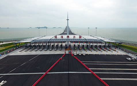 """港珠澳大桥通行指南""""全攻略""""发布"""