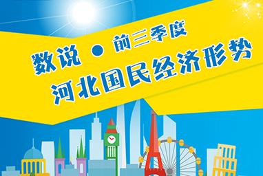 【图解】数说·前三季度河北国民经济形势