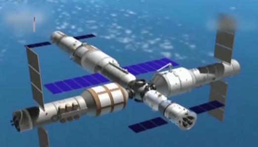 """我们的太空站终于来了!中国空间站""""天和号""""核心舱将亮相"""
