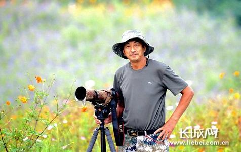 """【他们】摄影爱好者安国平的""""拍鸟情结"""""""