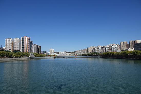 【H5】改革开放40载——看武烈河的生态变迁