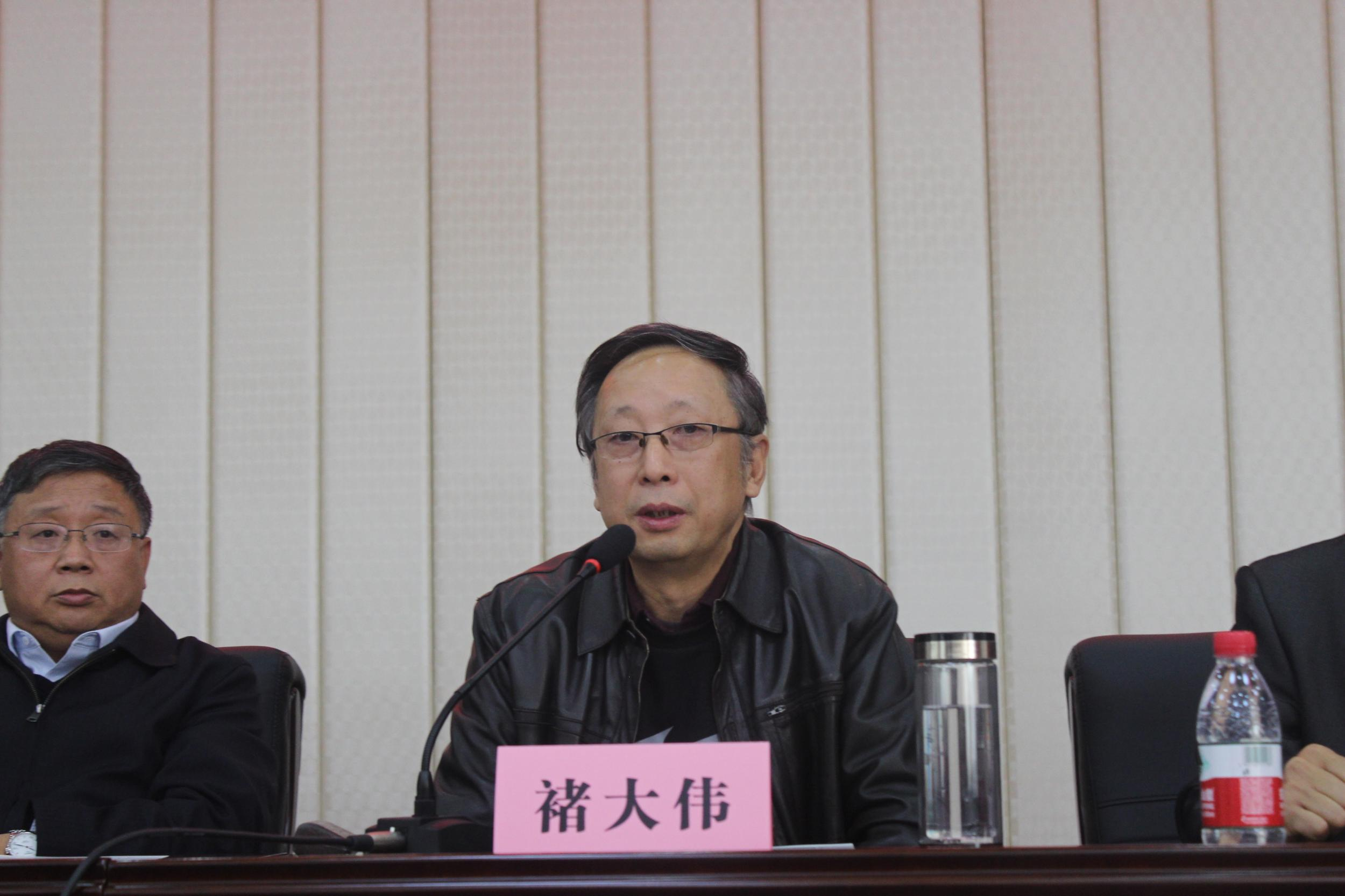 河北省粉画学会在石家庄成立_程双庆当选会长