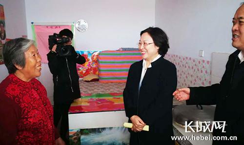 固安县对口帮扶尚义县初见成效