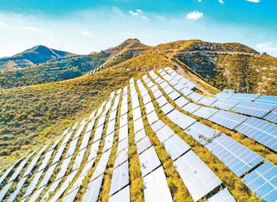 河北省武安市加快发展清洁能源
