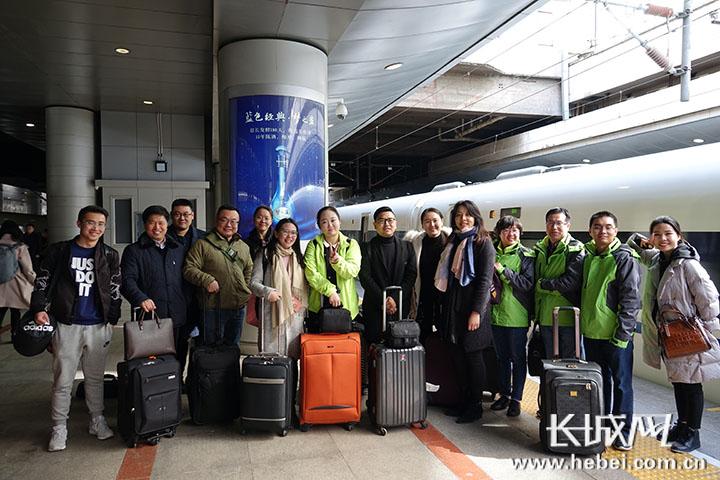 长城新媒体全国两会报道队抵京