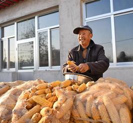 河北唐山:农村贫困户告别危房