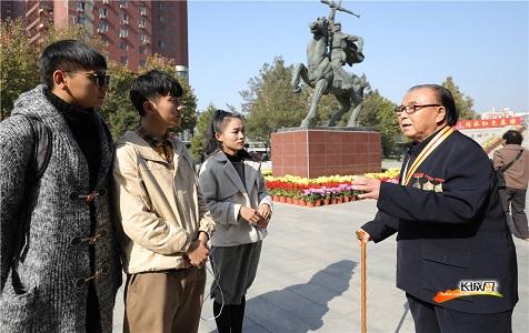 【高清组图】今天 石家庄解放71周年