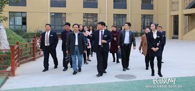 想象国际小学教育集团迎接河北省教育督导检查