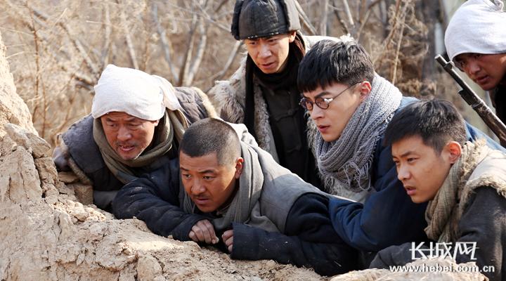 大型抗战题材电视连续剧《区小队》将于11月19日播出
