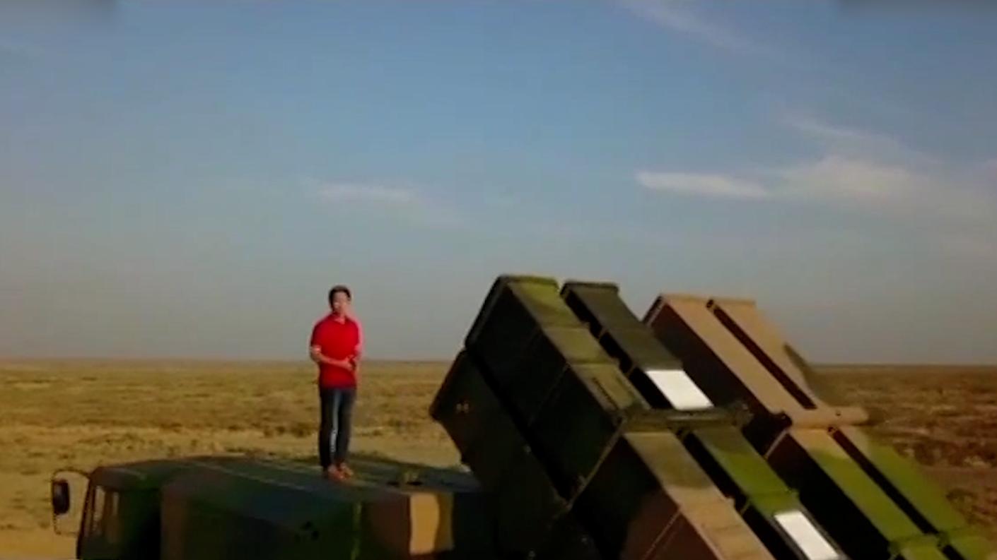 中国这款导弹值得骄傲