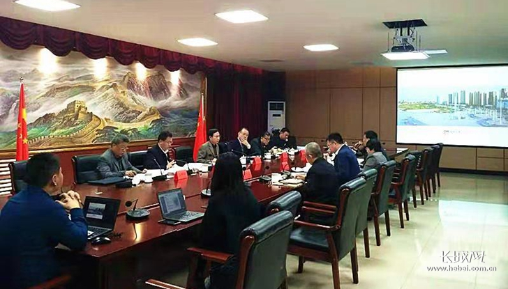 衡水冀州区通过全域旅游发展规划评审