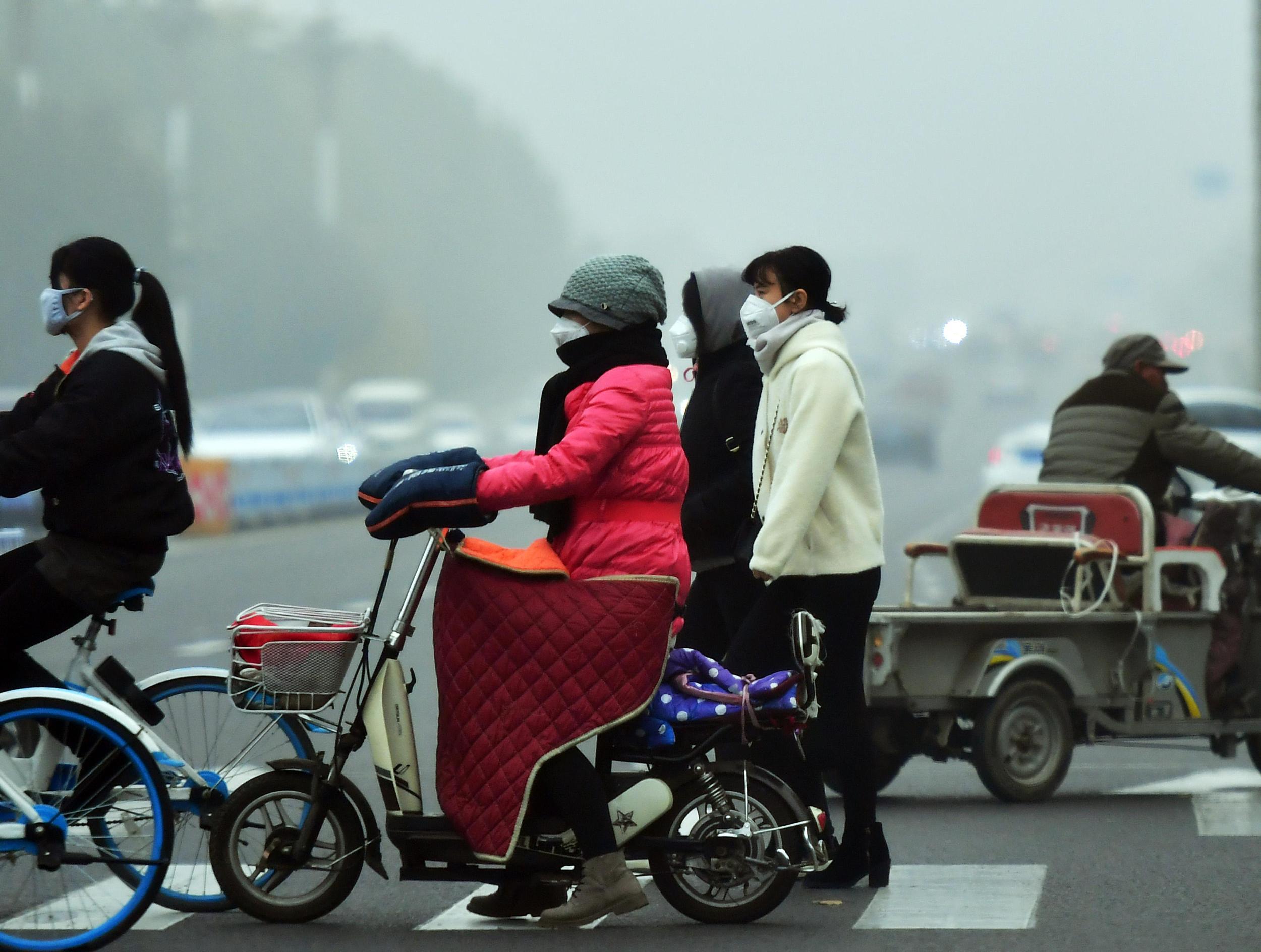 【长城评论】进入供暖季,京津冀该如何治霾?