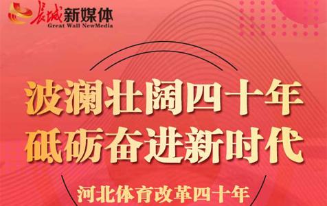 聚焦:河北体育改革四十年报道