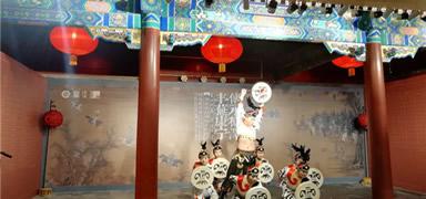 金鹰国际娱乐注册承德满族文化遗产精品展示月活动在北京开幕