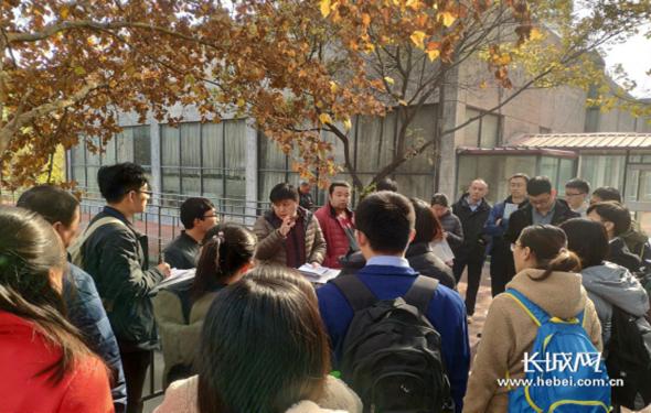 河北省开展污染源普查系统软件操作培训