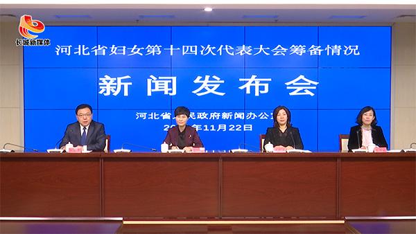 河北省妇女第十四次代表大会筹备情况