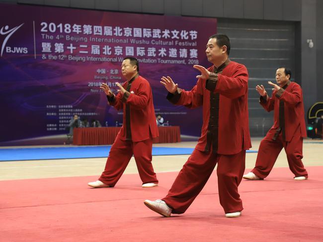 北京国际武术文化节暨北京国际武术邀请赛圆满落幕