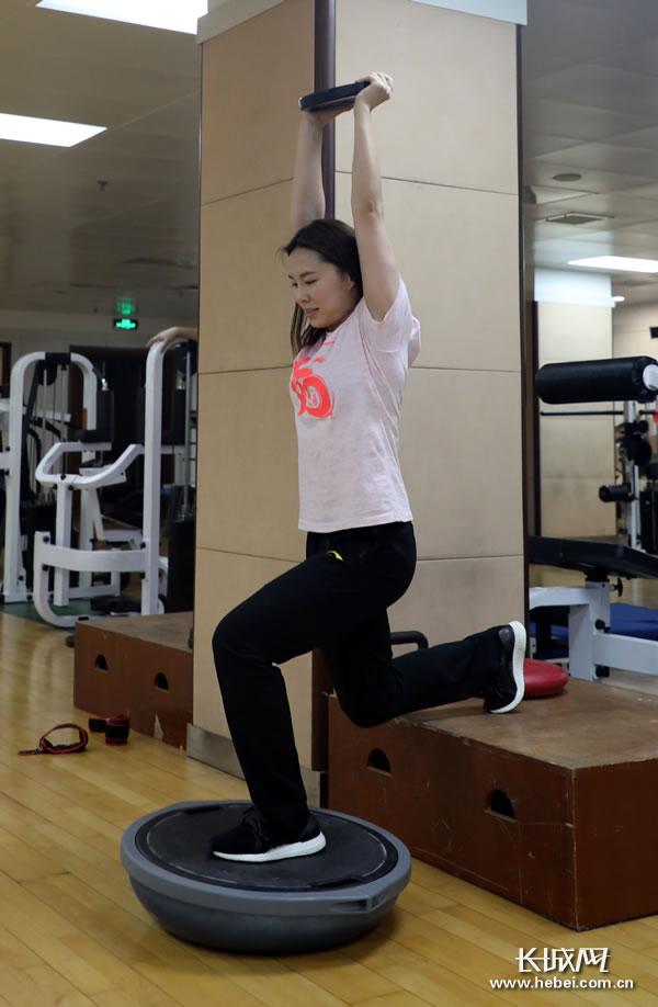 [河北体育风雨40年]王涵:逐梦奥运 砥砺前行
