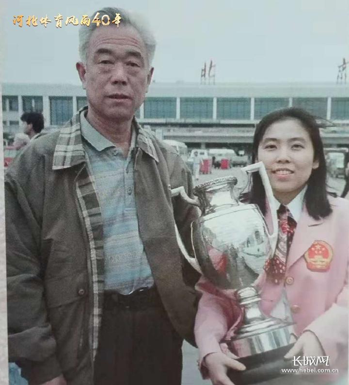 [沈阳国家体育40年]追记河北网球乒乓球v国家基正定风雨群图片