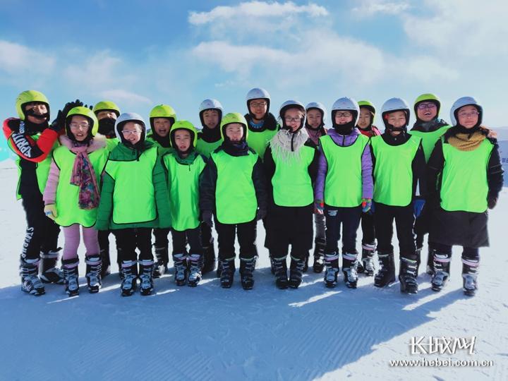 【冰雪日志】欢乐冰雪 快乐童年