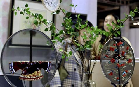 第四届上海国际手造博览会开幕