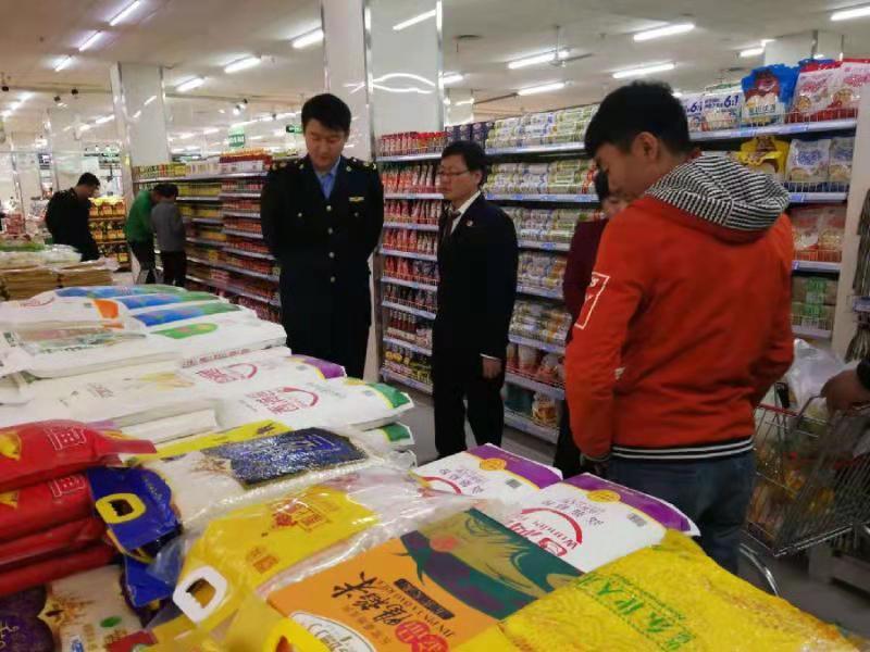 枣强县检察院联合开展食品安全专项检查