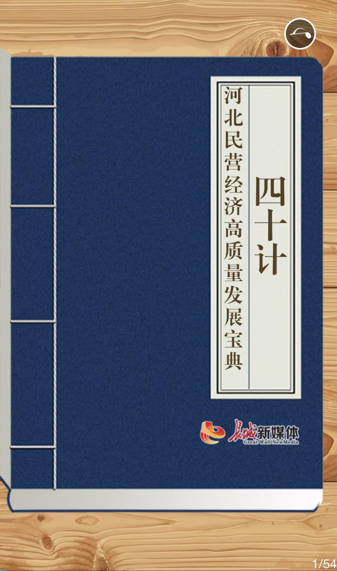 河北民营经济高质量发展宝典:四十计