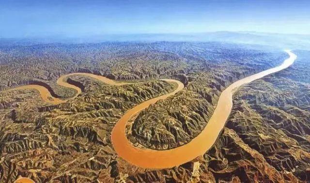 观景黄河 品味山西