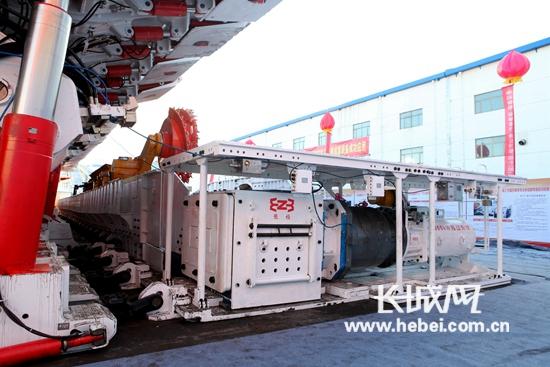 中煤张煤机7米超大采高综放成套智能输送设备领跑世界