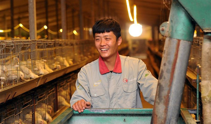 河北海兴:就业帮扶助脱贫