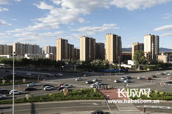 张家口:文明创建涵养冬奥城市气质