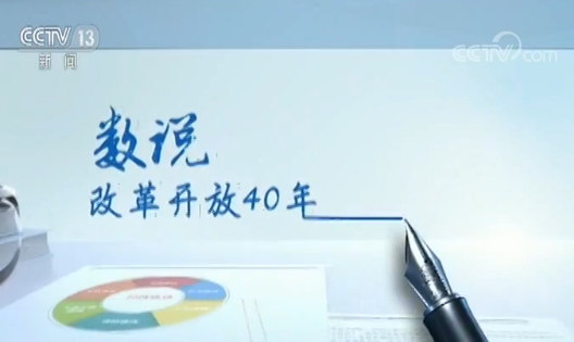 数说改革开放40年 全方位开放新格局逐步形成