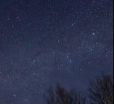 双子座流星雨本周五绽放夜空