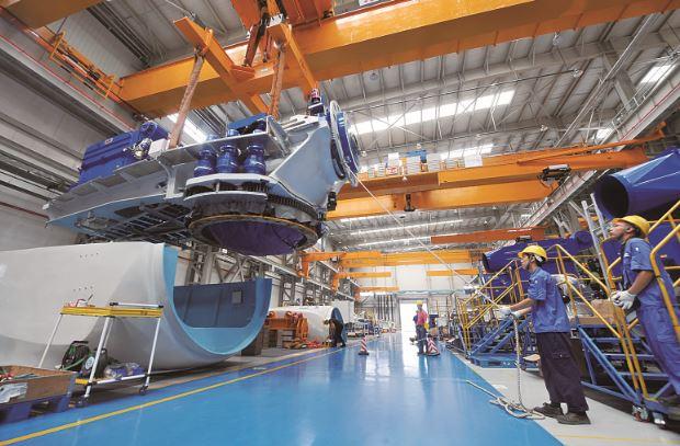引进国际领先技术 做强高端装备制造业