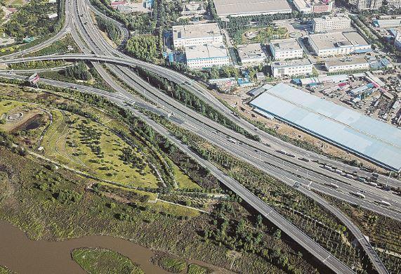 构筑高速路网 提速城市交通
