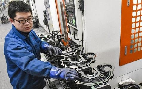 河北深州:机械制造业构筑高质量发展引擎