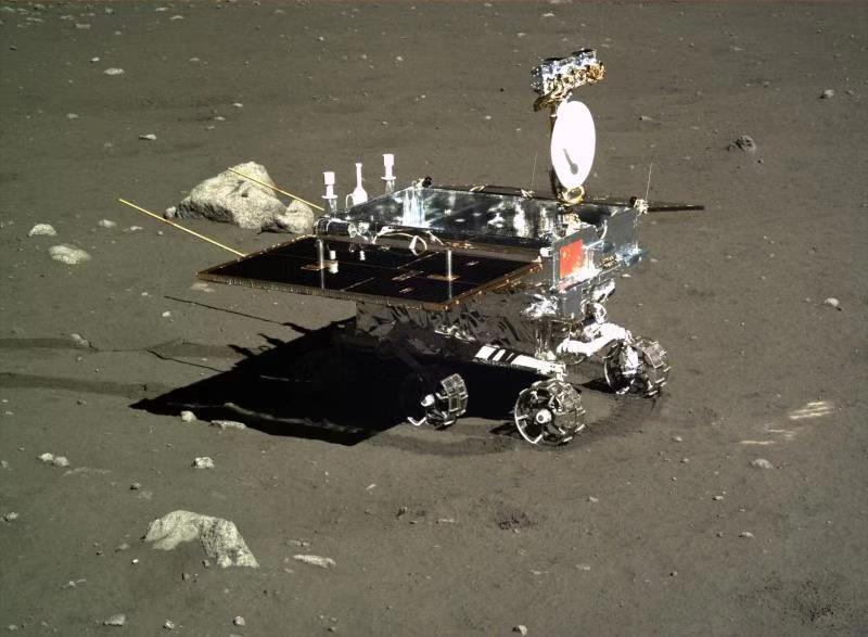 90秒主视角带你亲身感受月球