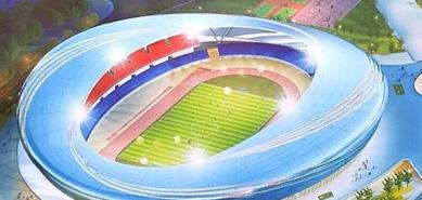 唐山新体育中心要这样建,一起先睹为快!