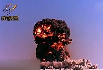 54年前中国首颗原子弹爆炸,回看珍贵的历史画面