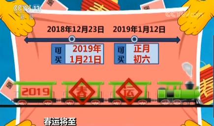 春运将至 12月23日开售春运火车票
