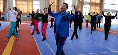 [河北体育风雨40年]张晓丹:让古老拉花焕发新活力