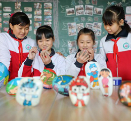 唐山:多彩社团丰富学生生活