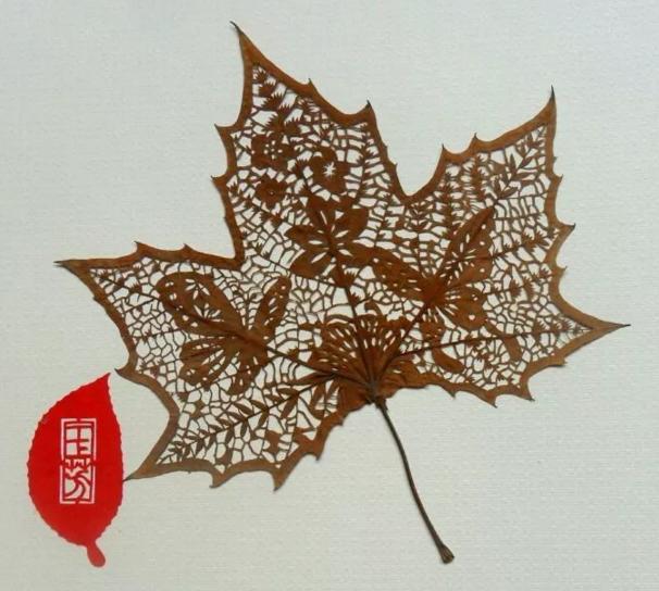 靳玉芳的剪纸艺术