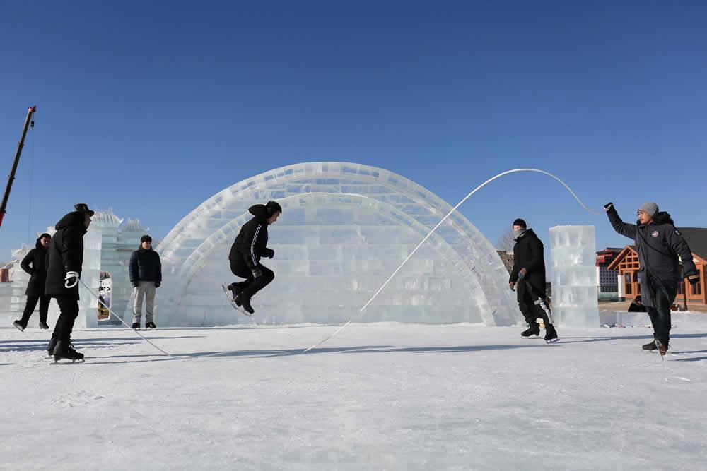 河北承德打造冰雪元素 填补冬季旅游空白