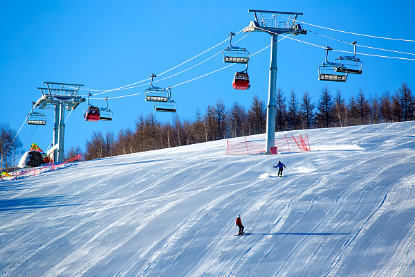冰雪旅游丰富冬季旅游市场逐渐成为潮流
