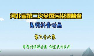 污染源普查动画38