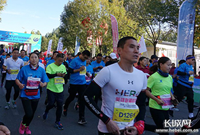 【快讯】2018河北省美丽乡村马拉松临漳站激情开跑