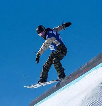 全国滑雪比赛 河北获3银1铜