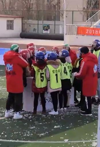 """带您欣赏不一样的打雪仗,""""健康河北 欢乐冰雪""""2018-2019成年组雪合战在沧州举行"""