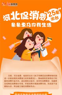 """【图解】河北促消费""""25条""""出台 条条惠及你我生活"""